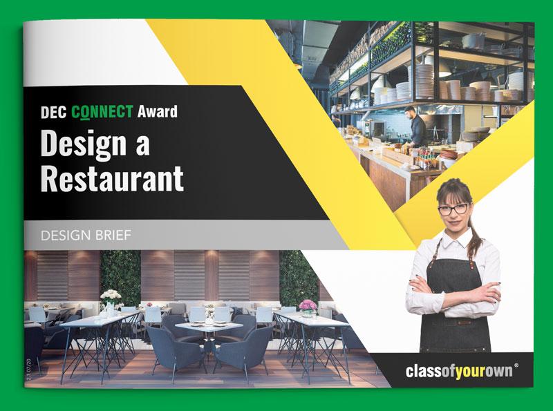 COYO Work Experience - Design a Restaurant