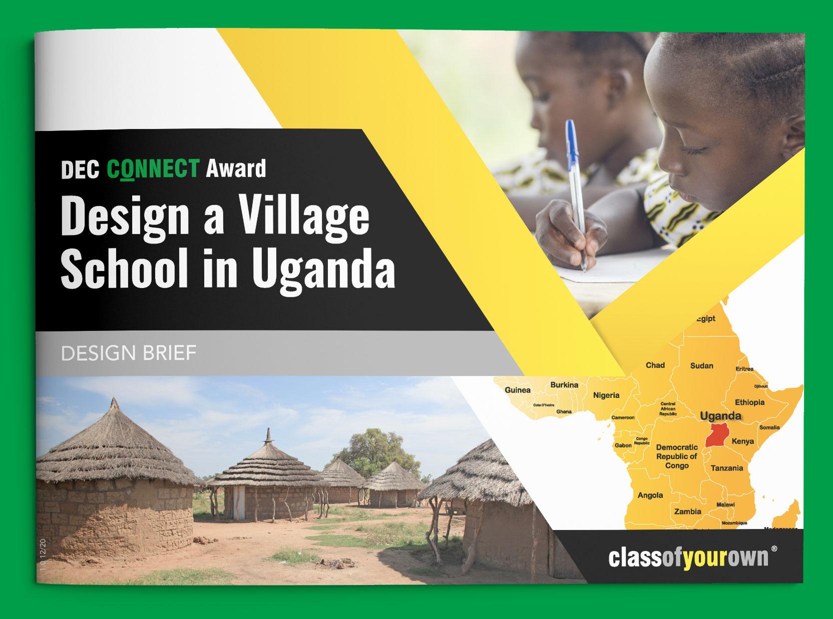 COYO Work Experience - Design a Village School in Uganda