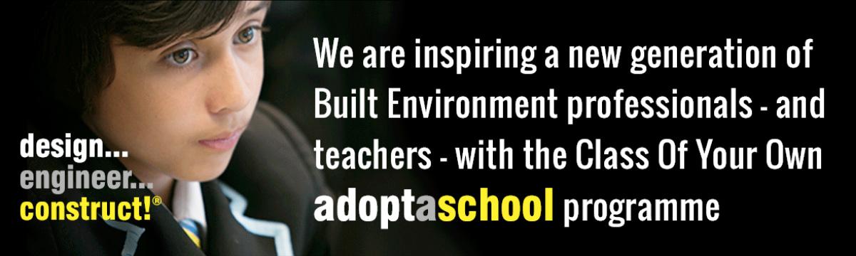 COYO Adopt a School Banner