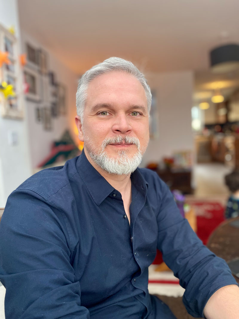Photo of Matt Simmons, DEC Partnership Manager